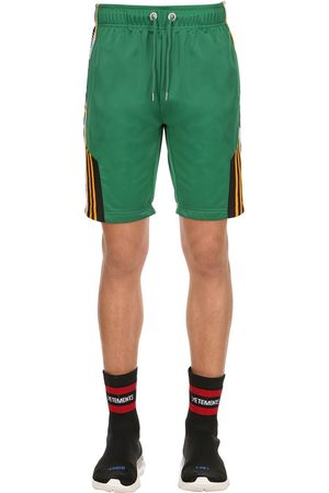 CEASE AND DESIST Uomo Pantaloncini - SHORTS IN TECNO TRICOT