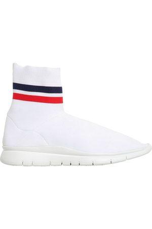 JOSHUA SANDERS Uomo Sneakers - SNEAKERS IN NYLON STRETCH