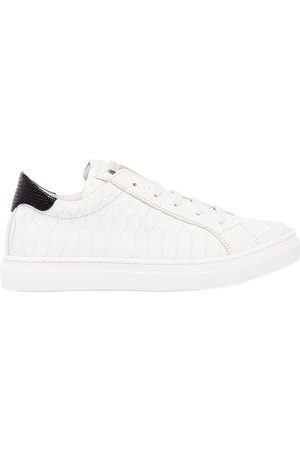 Dsquared2 SNEAKERS IN PELLE STAMPA COCCODRILLO