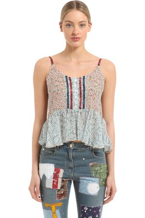 "Donna Tops - Tommy Hilfiger TOP ""PRAIRIE"" IN VISCOSA STAMPA FLOREALE"