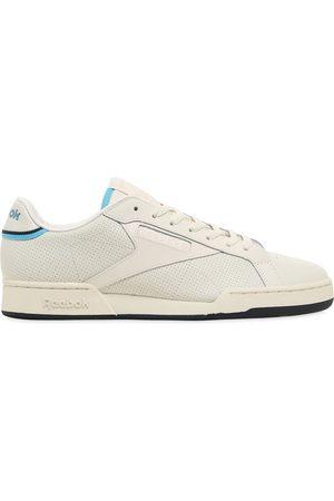 """Uomo Sneakers - Reebok SNEAKERS """"NPC UK II THOF"""" IN PELLE"""