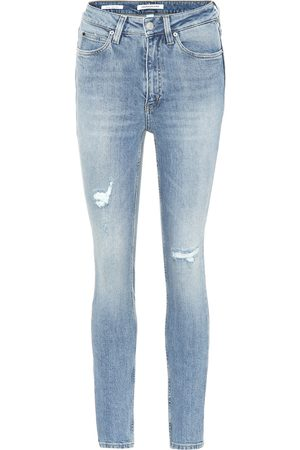 Calvin Klein Jeans CKJ 010 skinny a vita alta