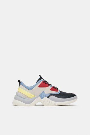 Donna AbbigliamentoFashiola Acquista ConvenienteZara it Sneakers rBsdthCoQx