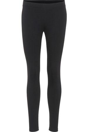 Velvet Leggings Jillette in jersey stretch