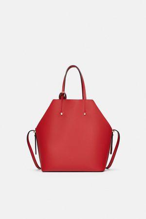 Zara SHOPPER SOFT IMPUNTURE