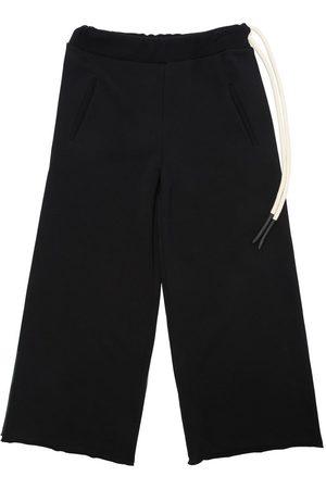 Unlabel Pantaloni In Felpa Di Cotone