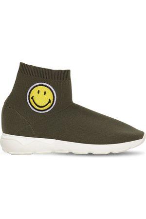 """JOSHUA SANDERS Sneakers Slip-on """"smiley"""""""