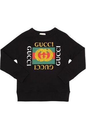 Gucci Felpa In Cotone
