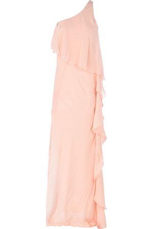 dcda35ac0937 Conveniente  Donna vestiti lunghi in Rosa Acquista abbigliamento ...