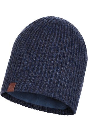 Buff Uomo Berretti - Knitted & Polar Fleece Lyne - berretto. Taglia One Size