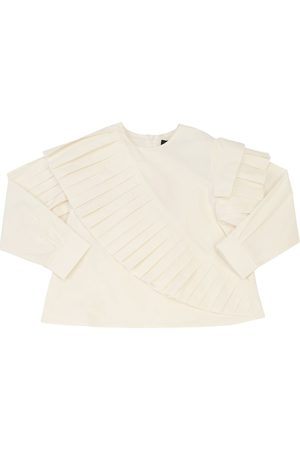 MUMMYMOON Camicia In Popeline Di Cotone