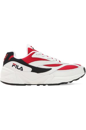 "Fila Sneakers ""venom"" In Ecopelle"