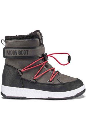 Moonboots Bambino Stivali - Moon Boot JR Boy Boot WP - doposci - ragazzo