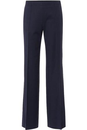 Chloé Pantaloni in lana