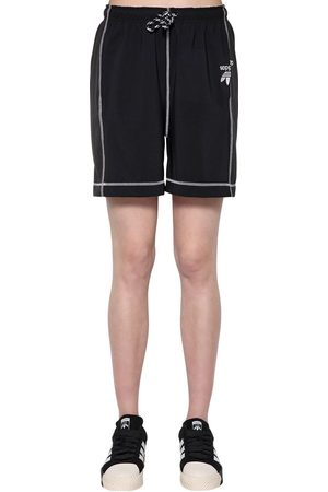 adidas Shorts In Techno Raso E Cotone