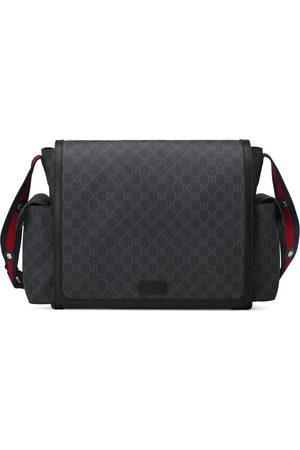 Gucci Borsa per accessori da bebé in tessuto GG Supreme