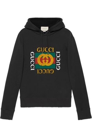 Gucci Felpa oversize con logo