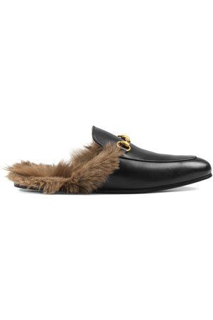 Gucci Uomo Scarpe - Slipper Princetown in pelle
