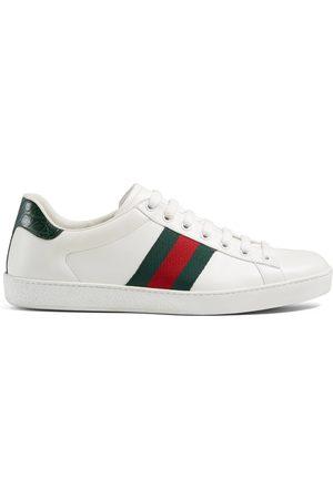 Gucci Sneaker bassa Ace in pelle