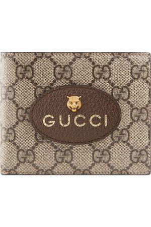 Gucci Portafoglio Neo Vintage in tessuto GG Supreme