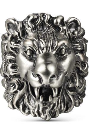 Gucci Anello testa di leone