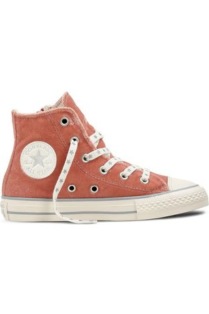 Converse ALL STAR SIDE HI ZIP BAMBINA