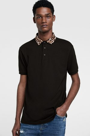 Zara POLO COLLO COMBINATO