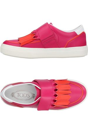 Tod's Donna Sneakers - CALZATURE - Sneakers & Tennis shoes basse