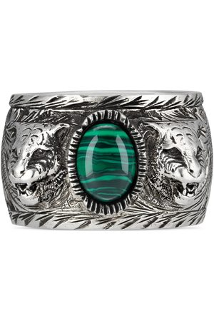 Gucci Anello Garden in argento fbcb92c05af
