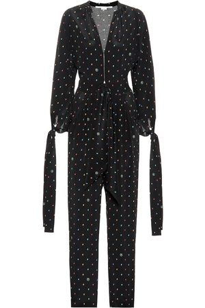 Stella McCartney Jumpsuit Kiera in crêpe de chine