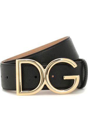 Dolce & Gabbana Cintura in pelle