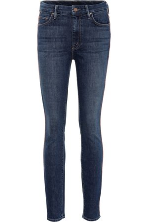 Mother Jeans skinny The Looker a vita alta
