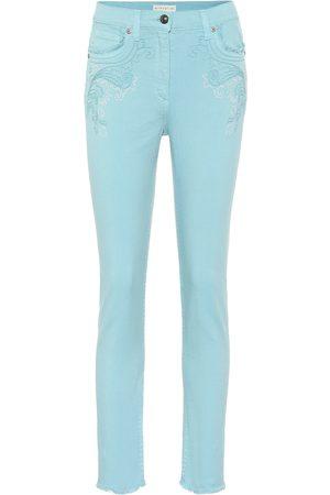 Etro Jeans con ricamo