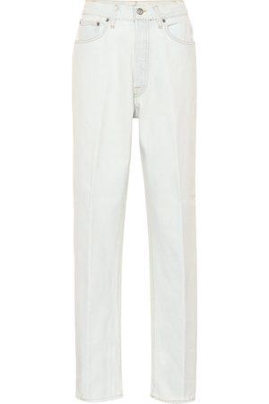 Golden Goose Jeans regular Shannen a vita alta