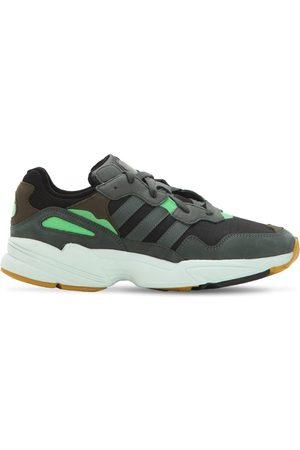 "adidas Uomo Sneakers - Sneakers ""yung-96"" In Pelle E Rete"