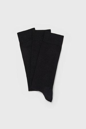 Zara Confezione calzini tinta unita