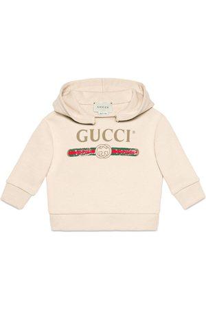 Gucci Neonati Felpe - Felpa con logo