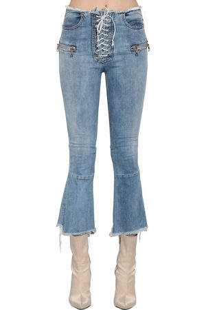 UNRAVEL Jeans In Denim Di Cotone