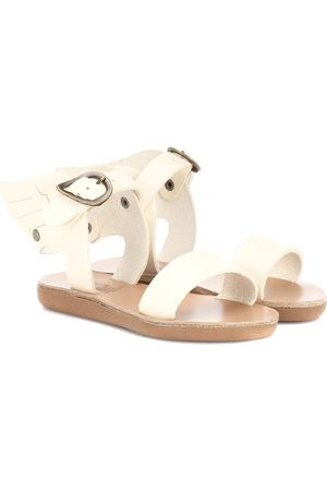 Ancient Greek Sandals Kids Sandali Little Ikaria in pelle