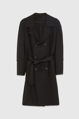 Zara TRENCH LARGO