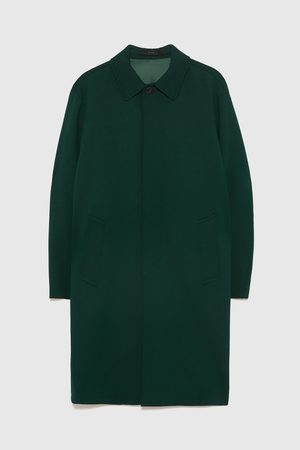 Zara TRENCH SPACCO LATERALE