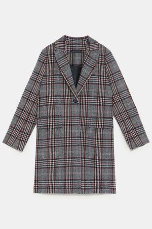 e online i compara acqusita Zara prezzi Donne Quadri Cappotti ZqnxBY8