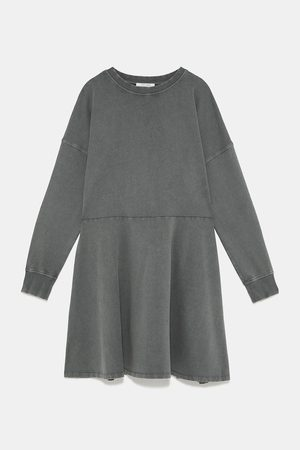 Zara Vestito modello peplo