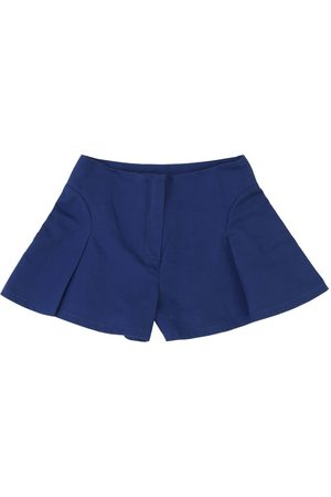 Once Shorts In Popeline Di Cotone