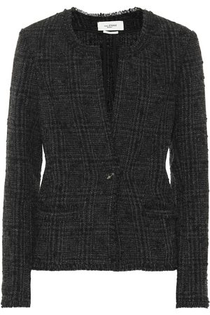 Isabel Marant, Étoile Giacca Lyra in tweed a quadri