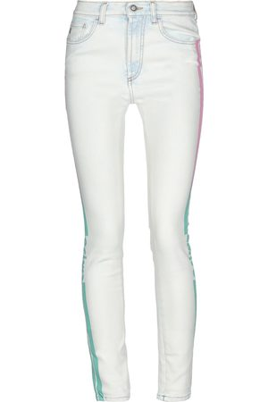 MARCELO BURLON Donna Pantaloni - JEANS - Pantaloni jeans