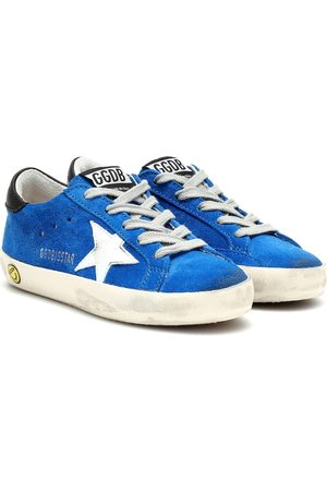 Golden Goose Sneakers Superstar in suede