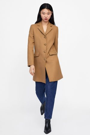 best loved 1951c 829a9 Cappotto con bottoni metallici