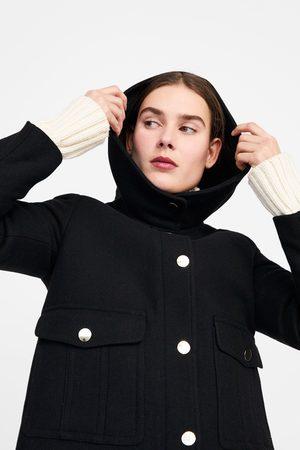 Zara Cappotto con bottoni