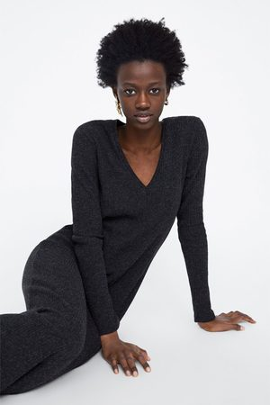 Zara Vestito a costine